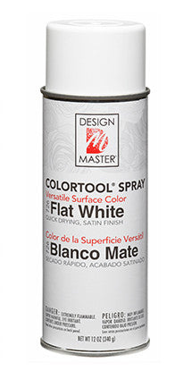 726 ColorTool Spray - Flat White - CS(4)