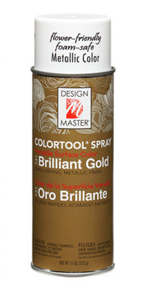 731 ColorTool Metals Spray - Brilliant Gold - CS(4)