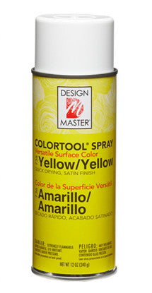 736 ColorTool Spray - Yellow/Yellow - CS(4)