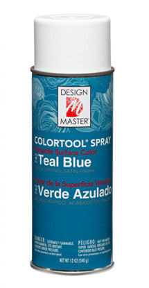 742 ColorTool Spray - Teal Blue - CS(4)