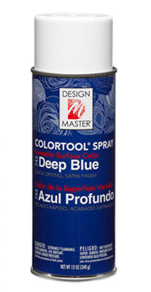 743 ColorTool Spray - Deep Blue - CS(4)