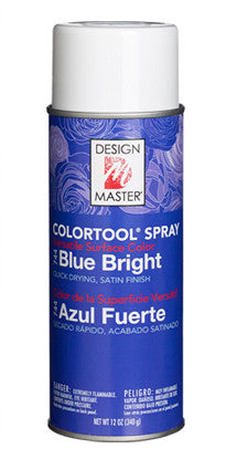 744 ColorTool Spray - Blue Bright - CS(4)