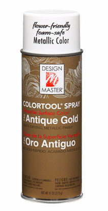 746 ColorTool Metals Spray - Antique Gold - CS(4)