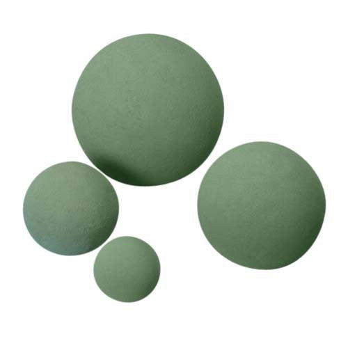 "7708 OASIS® Floral Foam Sphere 8"" - CS(9)"