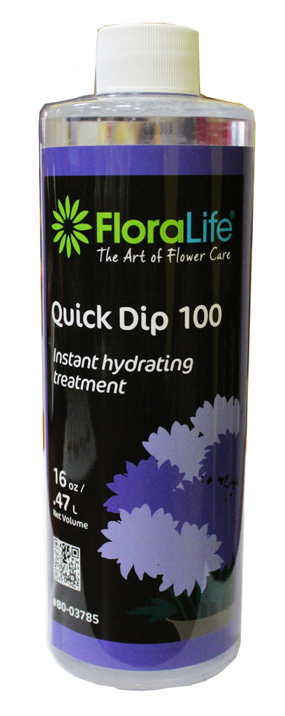 80-03785 Floralife® Quick Dip 100 16oz - CS(12)