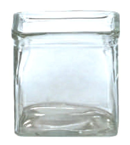 "9-400GLS/1CL EVERYDAY CLEAR CUBE 4X4"" - CS(18)"