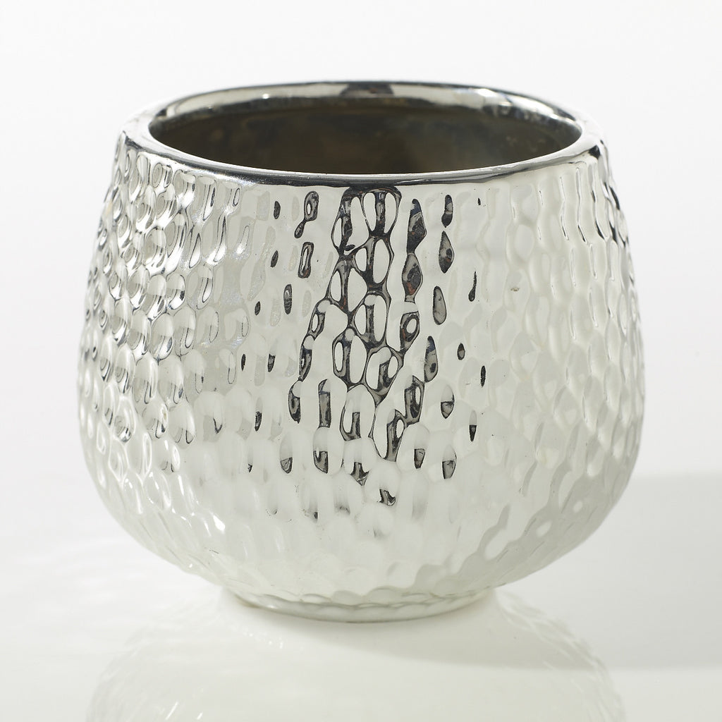 "93290.00 SUPERNOVA POT 5X4.5"" - SILVER - CS(24)"