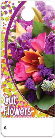 CT0007 Care Tag - Cut Flowers