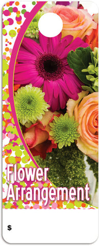 CT0014 Care Tag - Flower Arrangement