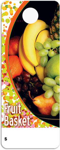 CT0016 Care Tag - Fruit Basket