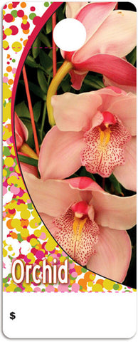 CT0024 Care Tag - Orchid