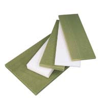 "GS-224 OASIS STYROFOAM 2X24X36"" - GREEN - CS(10)"