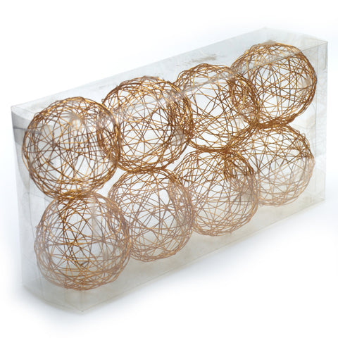 "29812.60 Wire Sphere 3"" - Copper - BX/8 CS(24)"
