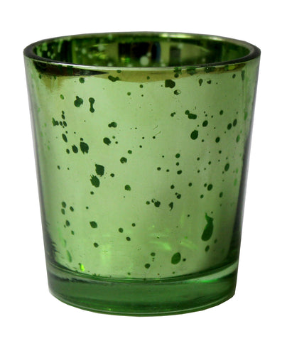 "01139 VOTIVE 2.25 x 2.5"" - GREEN - PKG/6 - CS(24)"