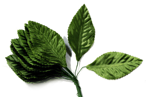 101 Large Corsage Leave CS(12)