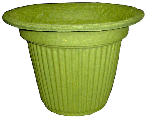 PM5 Recreation Pot Mache - Green 5x5""
