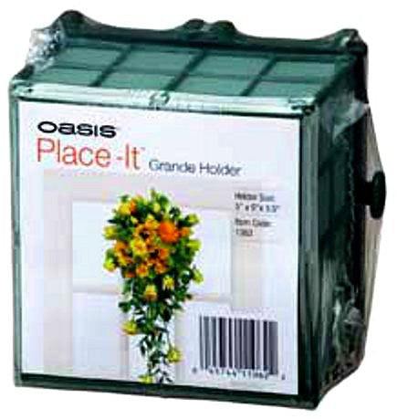 "1062 PLACE-IT™ Grande Holder 5X5X3.5"" - CS(6)"