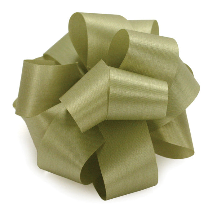 "R40GRNICE Acetate Satin Ribbon 2.5""x50yds - GREEN ICE - CS(12)"