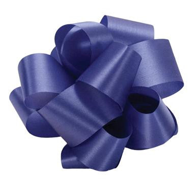 "R1.5 Acetate Satin Ribbon 5/16""x100yds - Royal Blue - CS(12)"