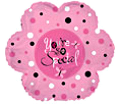 "114364 YOU'RE SO SPECIAL BALLOON 18"" - PKG/5  CASE(10)"