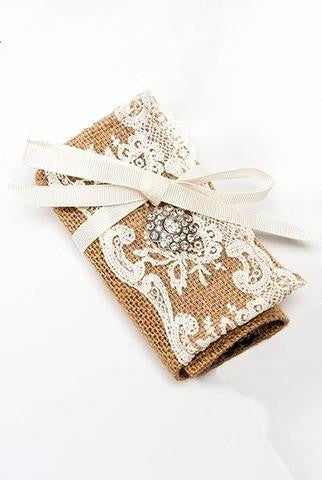 "DS10-2067 Bouquet wrap 8.5x5"" - cs(6)"