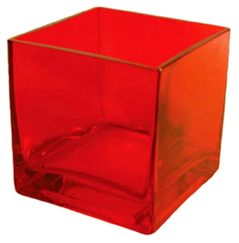 "DS12 EVERYDAY CUBE 5"" - RED - CS(12)"