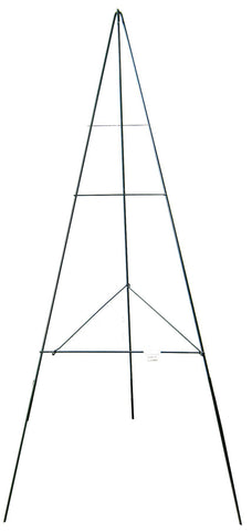 "E54 Green Wire Easels 54"" - 5/PK"