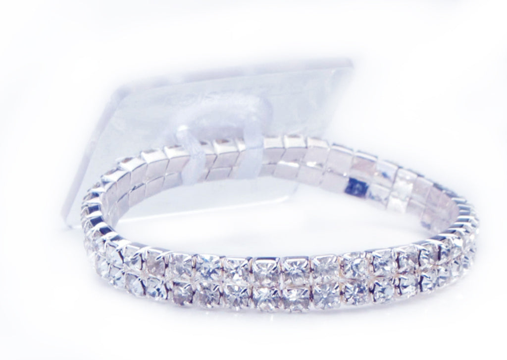 SL1003 Sophisticated Lady Bracelet - Dazzel -  CS(12)