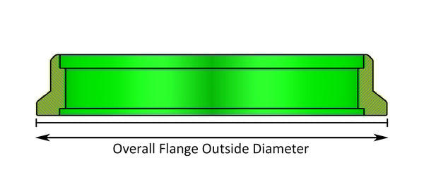 V-Band Flange Overall Outside Diameter | Ace Race Parts
