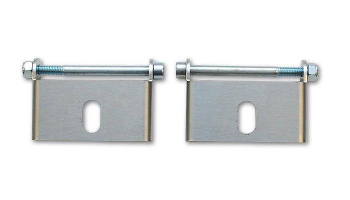 Vibrant Stainless Steel Intercooler Brackets for Intercooler P/N 12800