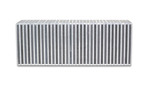 "Vibrant Intercooler Core - Vertical Flow - 11.80"" x 6"" x 3"" (12841) - Ace Race Parts"