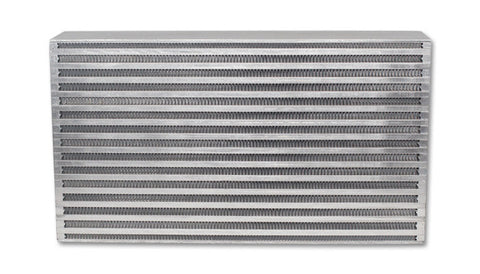 "Vibrant Intercooler Core - (1300 HP Capacity) - 18"" x 12"" x 6"""