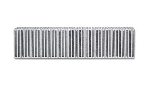 "Vibrant Intercooler Core - Vertical Flow - 27"" x 6"" x 4.5"" (12852) - Ace Race Parts"