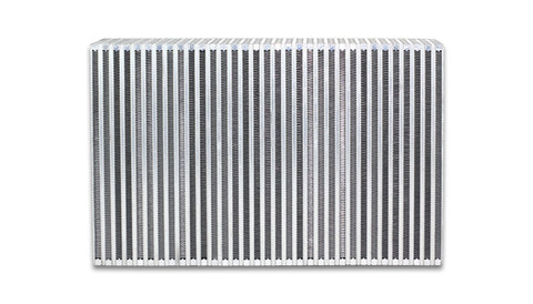 "Vibrant Intercooler Core - Vertical Flow - 18"" x 6"" x 3.5"" (12855) - Ace Race Parts"