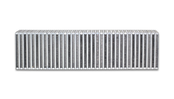 "Vibrant Intercooler Core - Vertical Flow - 24"" x 6"" x 3.5"" (12856) - Ace Race Parts"