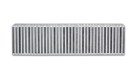 "Vibrant Intercooler Core - Vertical Flow - 24"" x 6"" x 3.5"" (12856)"