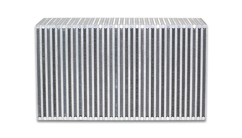 "Vibrant Intercooler Core - Vertical Flow - 22"" x 11"" x 6"" (12866) - Ace Race Parts"