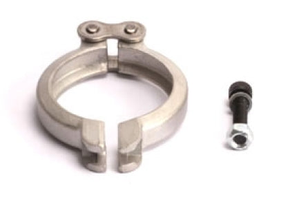 Turbosmart 40mm Wastegate Outlet Flange Clamp - 304 Stainless