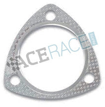 "2.500"" 3-Bolt Exhaust Flange Gasket"