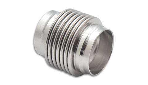 "Vibrant 1.500"" Flex Bellow Assembly 304 Stainless - Ace Race Parts"