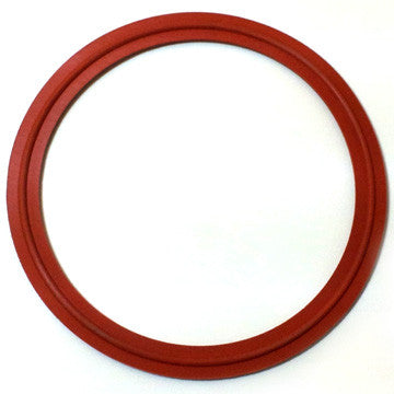 "2.750"" Gasket for Aluminum V-Band Flanges - Ace Race Parts"