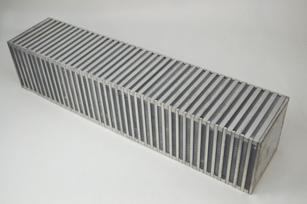 "CSF Race Vertical Flow Intercooler Core - R35 GT-R Fitment - 22"" x 14"" x 4.5"" (8117) - Ace Race Parts"