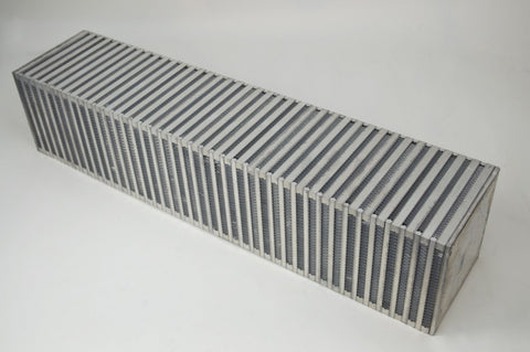 "CSF Race Intercooler Core - Vertical Flow - 24"" x 6"" x 3.5"" (8053) - Ace Race Parts"