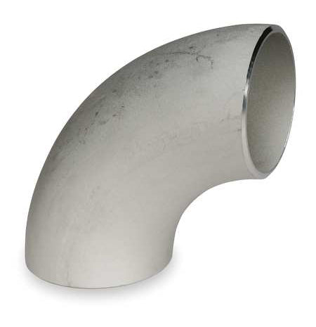 "1-1/2"" Schedule 40 Long Radius 90° Elbow 321 Stainless - Ace Race Parts"