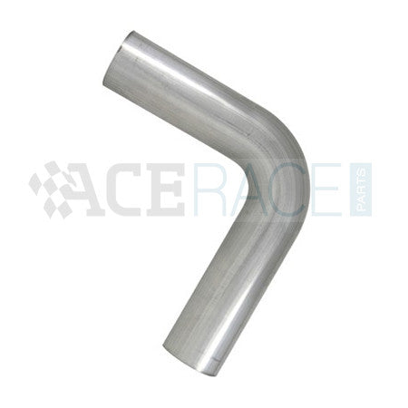 "4.000"" 16ga 90° Mandrel Bend 304 Stainless - Ace Race Parts"
