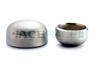 "1-1/4"" Schedule 10 Pipe Cap 304L - Ace Race Parts"