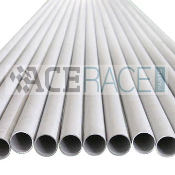 "1-1/2"" Schedule 10 Seamless Pipe 321 - *4.75 Inches Long* - Ace Race Parts"