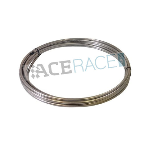 "1/8"" OD x 0.028"" Seamless Tube 304L x 20' Coil - Ace Race Parts"