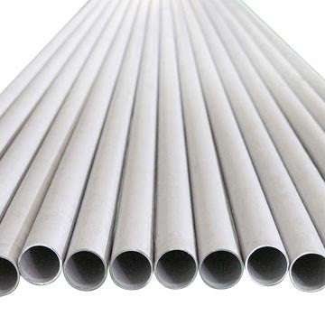 "1-1/4"" Schedule 40 Seamless Pipe 304L - 4'-0"" Length 