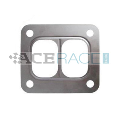 T6 Divided Turbo Inlet Flange Gasket - Ace Race Parts